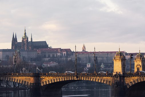 Prague, Czech Republic, Prague Castle, Praha, Castle