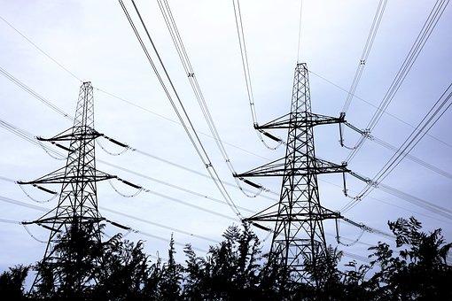 Power, Line, Pylon, Electricity, Energy, Electric