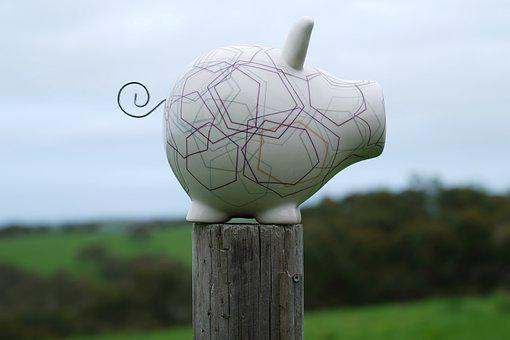 Piggy Bank, Savings, Future, Cash, Piggybank, Symbol