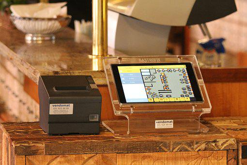 Checkout, Ipad, Cash Machines, Thermal Printer