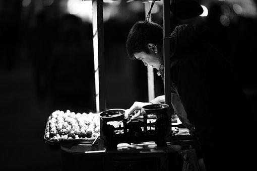 Street, Documentary, Human, Chestnut, Istiklal Street