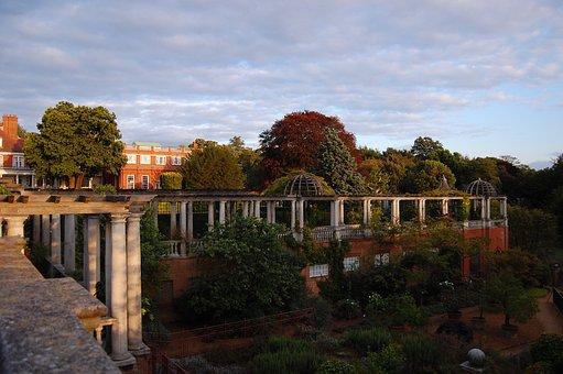 London, Parks, Gardens
