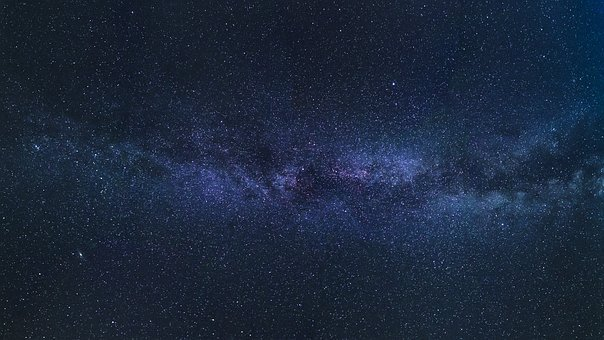 Milky Way, Starry Sky, Night Sky, Star, Night, Sky