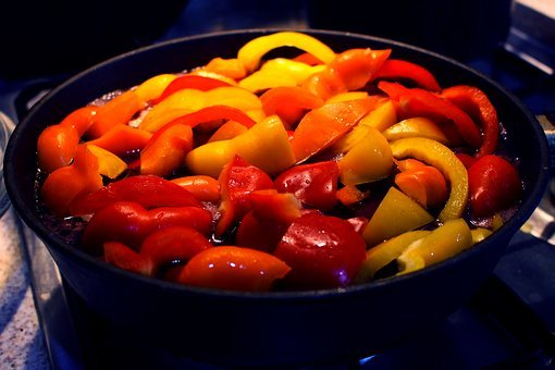 Food, Cooking, Dish, Pepper, Kitchen, Nutrition, Recipe
