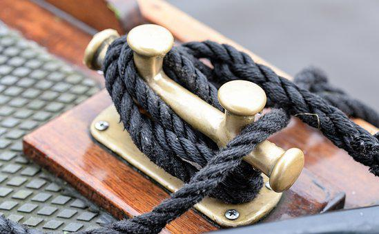 Ship, Knot, Rope, Marine, Ocean, Sea, Boat, Nautical
