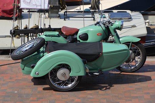 Oldtimer, Old Motorcycle, Historic Motorcycle, Original