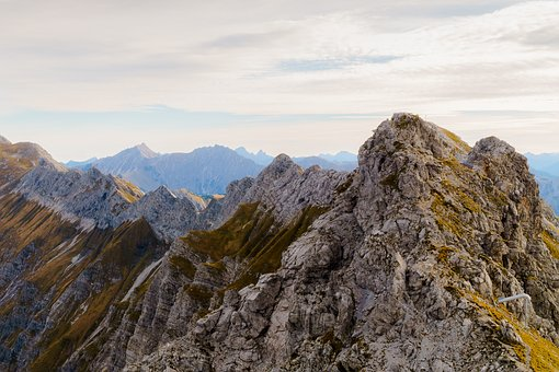 Oberstdorf, Foghorn, Mountains, Alpine, Allgäu, Nature