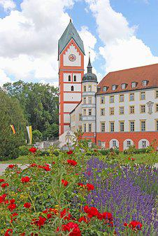 Scheyern, Monastery, Basilica, Church