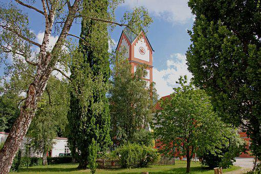 Scheyern, Church, Basilica, Benedictine Monastery