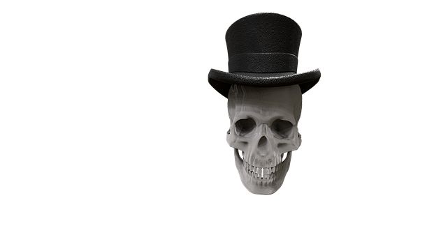 Skull And Crossbones, Hat, Skull, Bone, Death, Dead