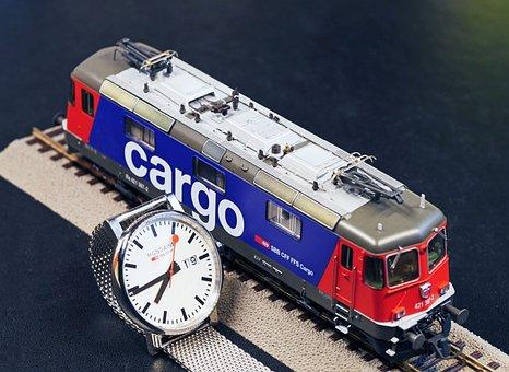 Wrist Watch, Sbb, Cff, Ffs, Swiss Federal Railways