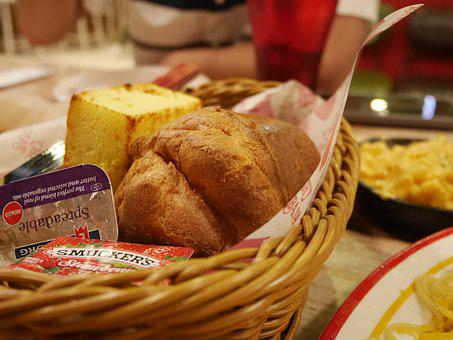Bread, Food, Brad, Republic Of Korea, Restaurants