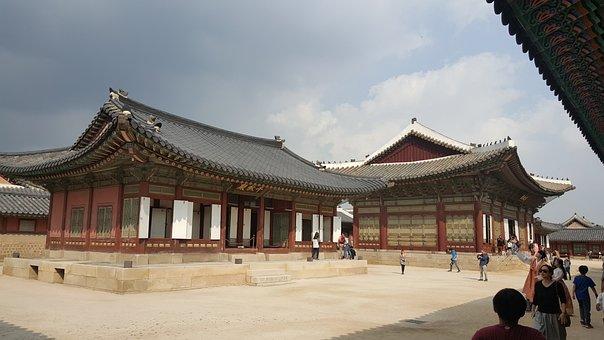 Gyeongbokgung Palace Image, Gyeongbokgung Palace Yard