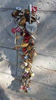 Padlock, Grigris, Paris, Lucky