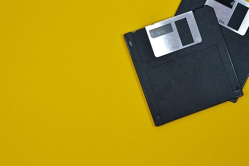 Memory, Magnetic, Floppy Disk, Old, Retro, Vintage