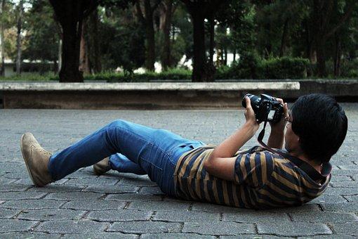 Photo, Portrait, Person, Model, Photography, Happy