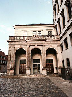 Augsburg, Town Hall, Building, Places Of Interest