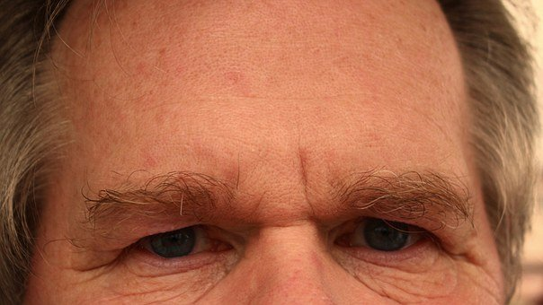 Forehead, Eyes, Face, Nose, Psychology, Think, Anxious