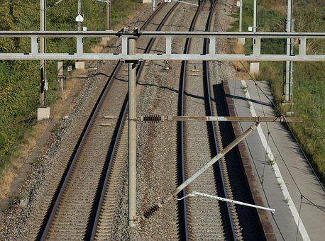 Trains, Catenary, Son, Drivers, Electric, Support