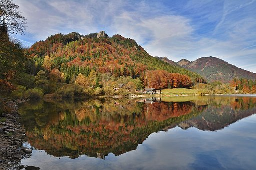 Autumn, Autumn Landscape, Fall Color, Autumn Mood