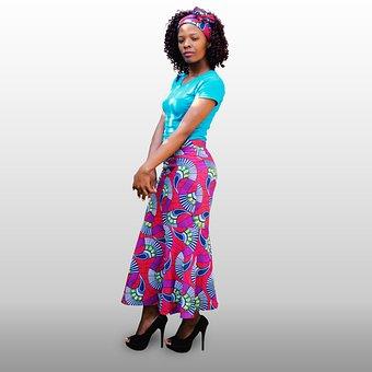 African Attire, Woman, Beauty, Stylish, Fashion