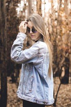 Model, Shop, Woman, Girl