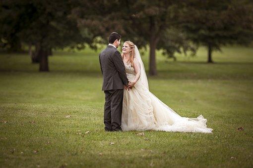 Wedding, Couple, Love, Groom, Bride, Woman, People