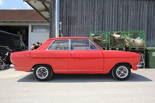 Cadet, Oldtimer, Opel, Pkw, Car, Classic, Old, Old Car