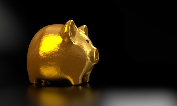 Piggy, Bank, Money, Finance, Business, Banking