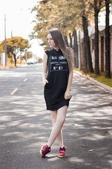 Model, Body, Girl, Woman, Shop, Pose
