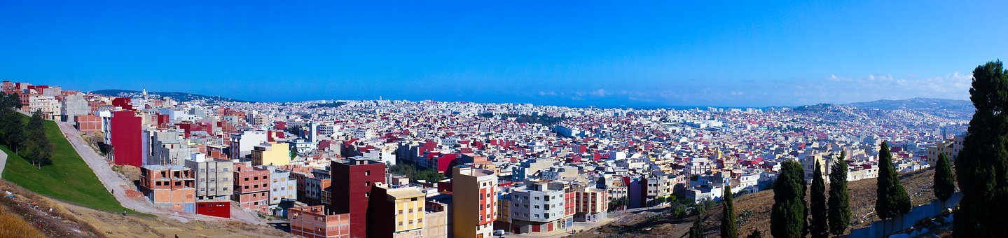 Tangier, Morocco, Maroc, Moroccan, Africa, Travel, Town