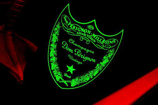 Dom Perignon, Disco, Luxury