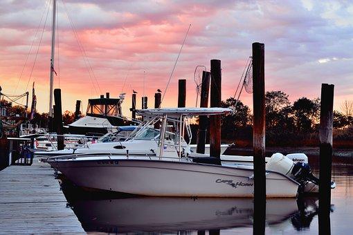 Boats, Nautical, Ship, Water, Vessel, Ocean, Sea