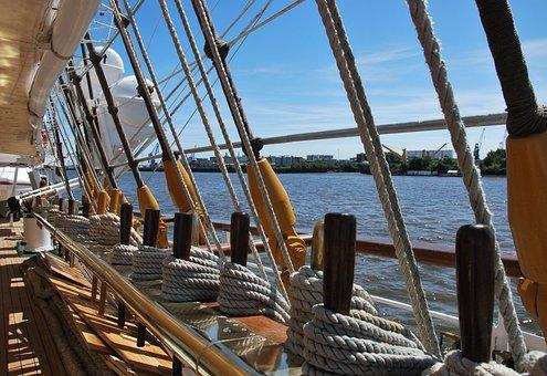 Technology, Maritime, Seafaring, Ship, Sailing Vessel