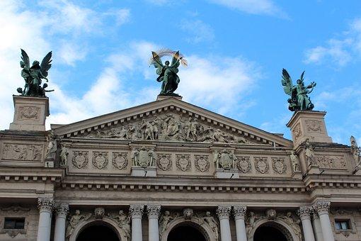 The Lviv Opera House, Opera, Theater, The Edifice