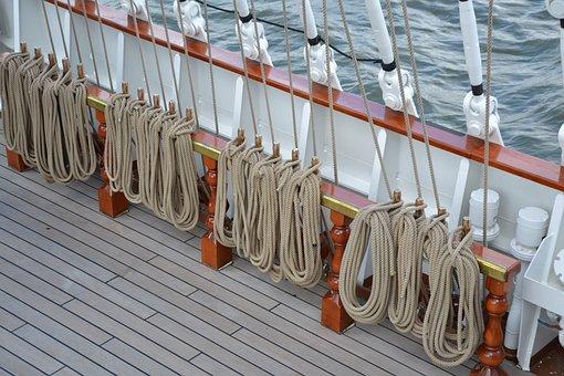 Touwhouders, Sailing Ship, Union