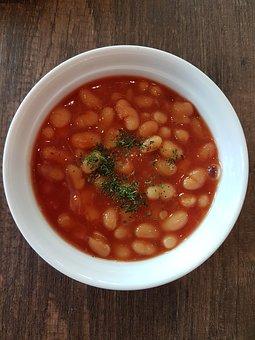 Breakfast, Baked Bean, Meal, Food, Bean, Baked, Cuisine