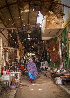 Sudan, Khartoum, Old, Ancient, Africa, Sudanese, Black