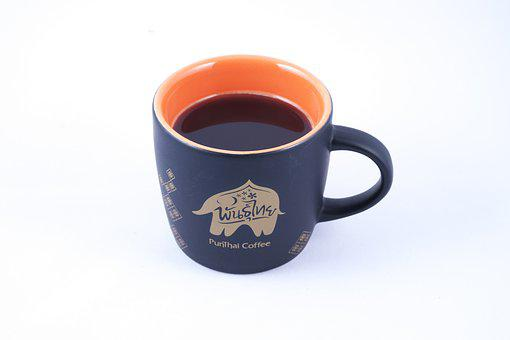 Café, Coffee, Black Coffee, Espresso, Food, Black