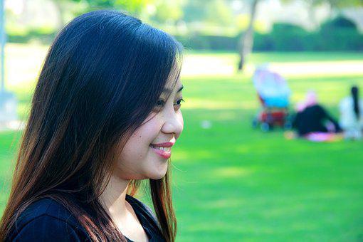 Face, Young, Girl, Smile, Hair, Woman, Cute, People