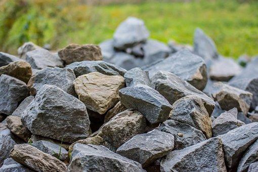 The Stones, Stone, Gray, Mountain, Clear Stones, Heap