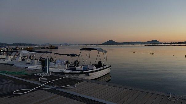 Port, Yacht, Motor Boats, Holiday Destination
