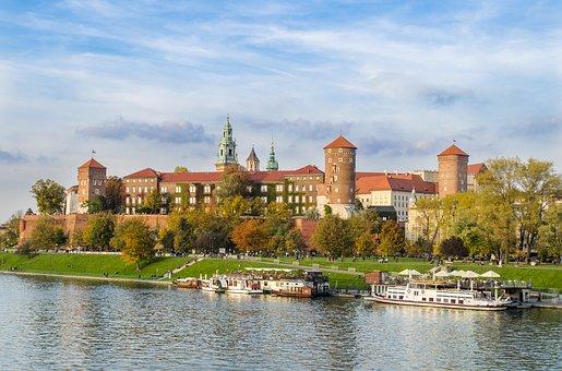 Kraków, Wawel, Castle, Architecture, Poland, Monument