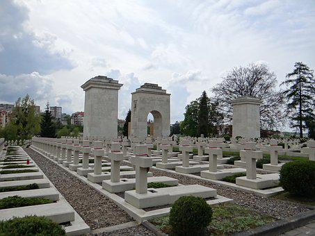The Cemetery Of Lwów Eaglets, Lions, Necropolis