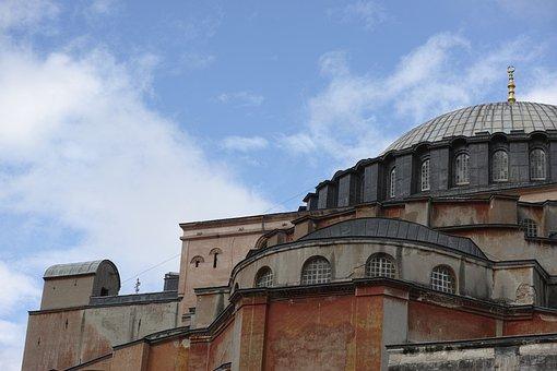 Hagia Sophia, Church, Cami, Worship, Museum, On