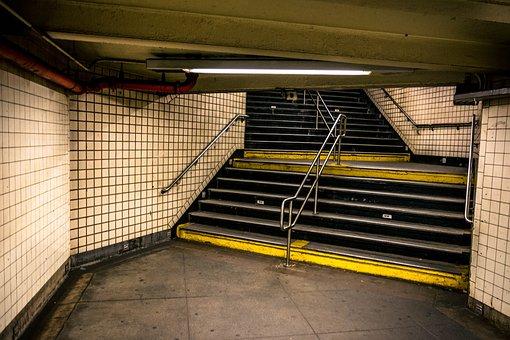 City, Dirty, Ny, Park, Station, Subway, Travel, Usa