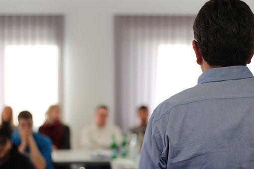 Meeting, Lecture, Event, Training, Group, Session, Talk
