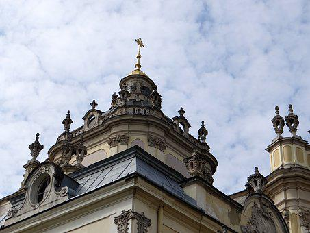 St Michael's Cathedral, Jura, Church, The Roof Of The