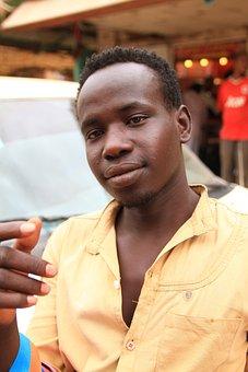 Sudanese, Man, Person, Sudan, Africa, Black, Male, Arab