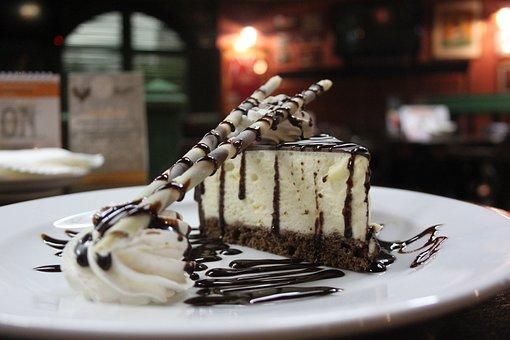 Dessert, Bird's Milk, Sweets, Cake